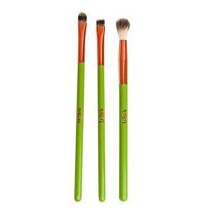 NWT Alamar Cosmetics -The Ojitos Brush Trio Vol. 1